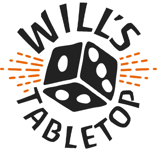 Will's Tabletop Projects